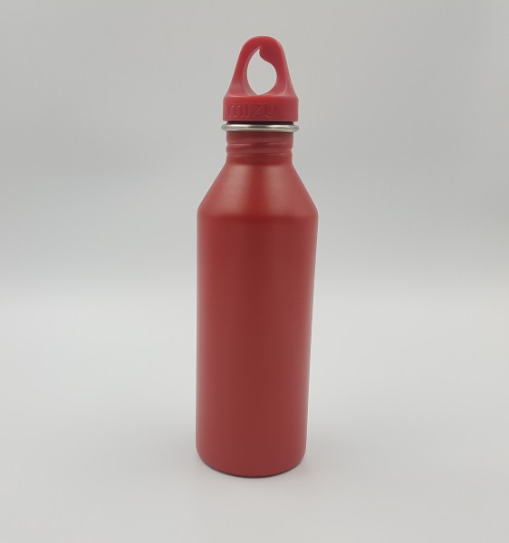 Trinkflasche rot M8