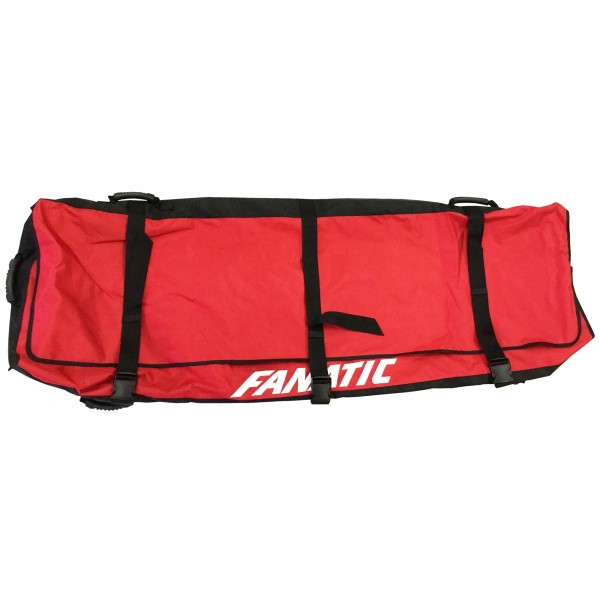 Fly Air XL Boardbag 150 black/red