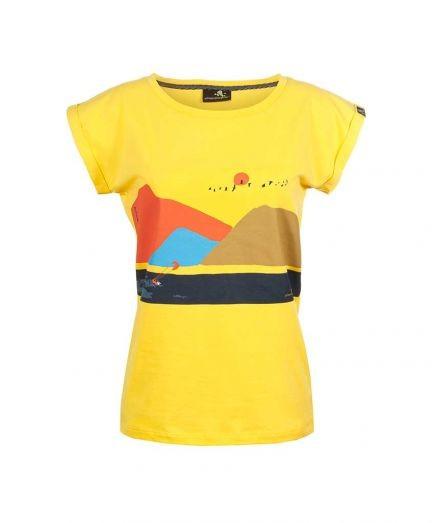 Women Kitesurf Shirt | Schöne Aussicht