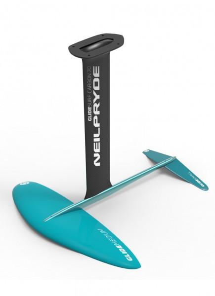 20 Glide Surf Carbon Foil slim