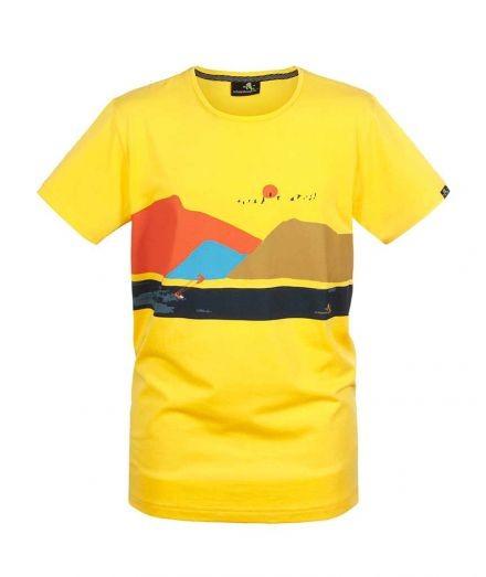 Men Kitesurf Shirt | Schöne Aussicht