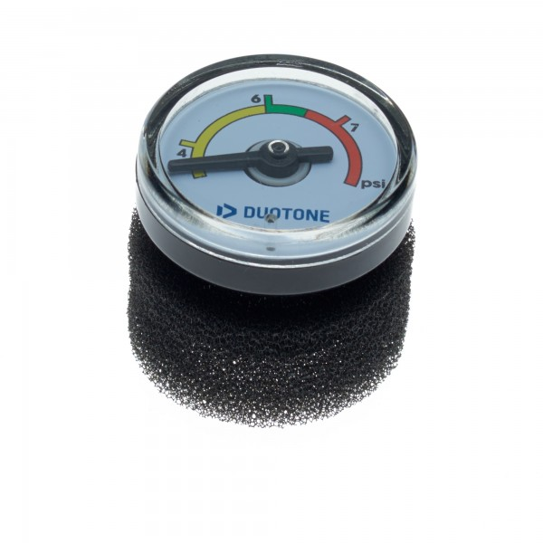 Pressure Gauge for Kite Pump 0 black